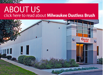About Milwaukee Dustless Brush