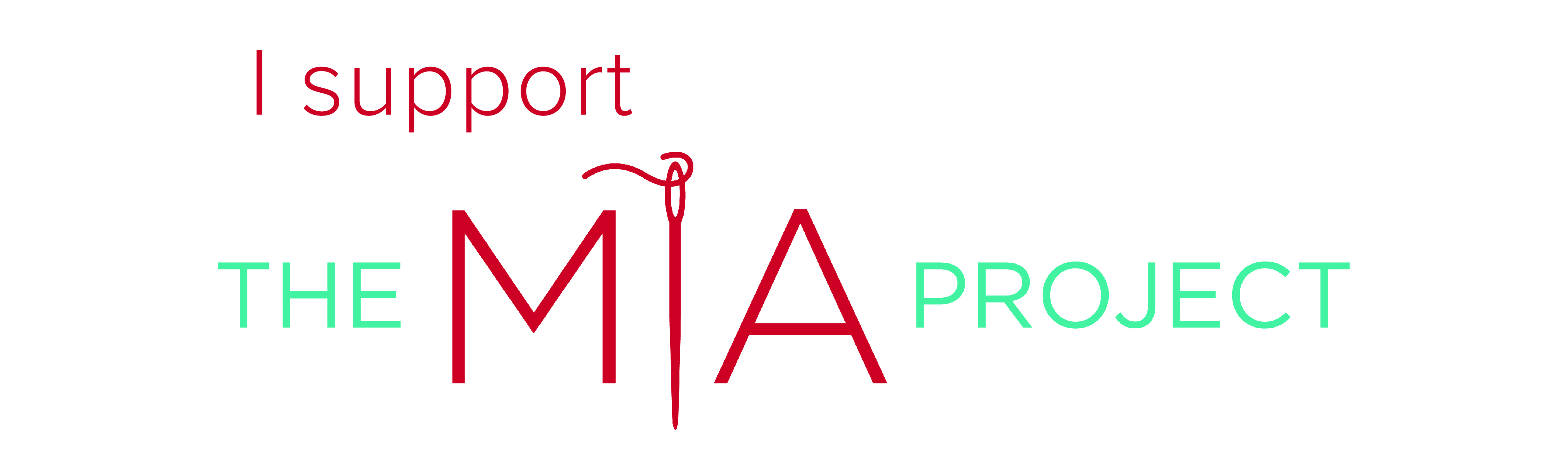 I support the MIA project